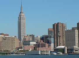 empire state building new york. Black Bedroom Furniture Sets. Home Design Ideas